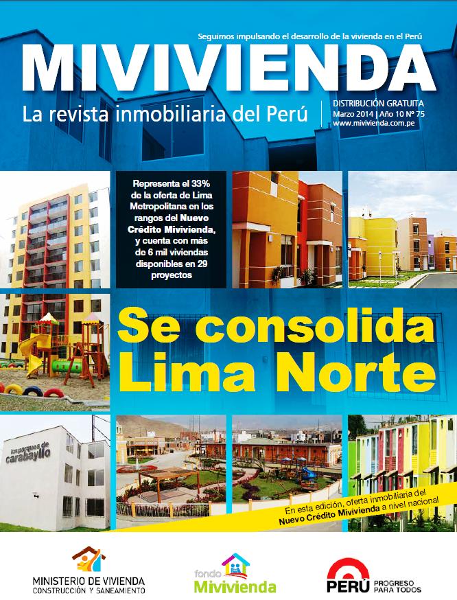 Fondo mivivienda revistas for Guia inmobiliaria